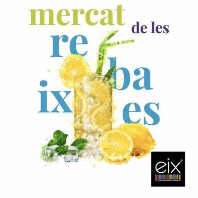 Imatge del event MERCAT DE LES REBAIXES DE L'EIX