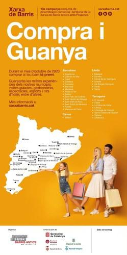 Imatge de la notícia 10a edició de la campanya COMPRA I GUANYA al Centre Històric i al barri de Magraners