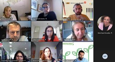 'La Cristalleria Germina', nou projecte social i sostenible amb seu al Mercat de Balàfia