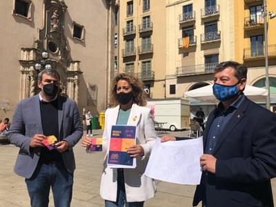 La Paeria intensifica la campanya 'Protegeix-te' malgrat la imminent relaxació de les restriccions per COVID