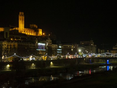 Lleida recupera la normalitat comercial aquest dissabte