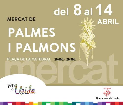 Imatge de la notícia Mercat de Palmes i Palmons