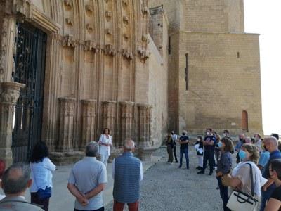 Recepció als guanyadors del premi 'Lleida' de la Campanya Compra i Descobreix Catalunya
