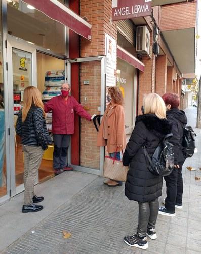 Imatge de la notícia Trobada amb els comerciants de la Bordeta